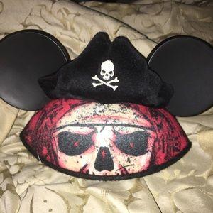 Pirates Of The Caribbean Disney Ears